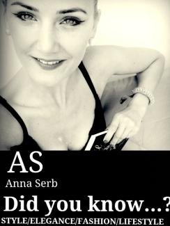 ANNA SERB BLOG
