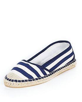 Espadrile New Look